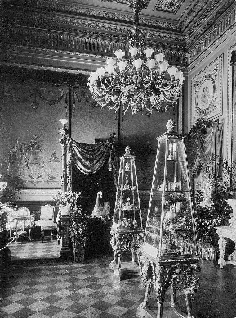 Выставка Дома Фаберже, 1902