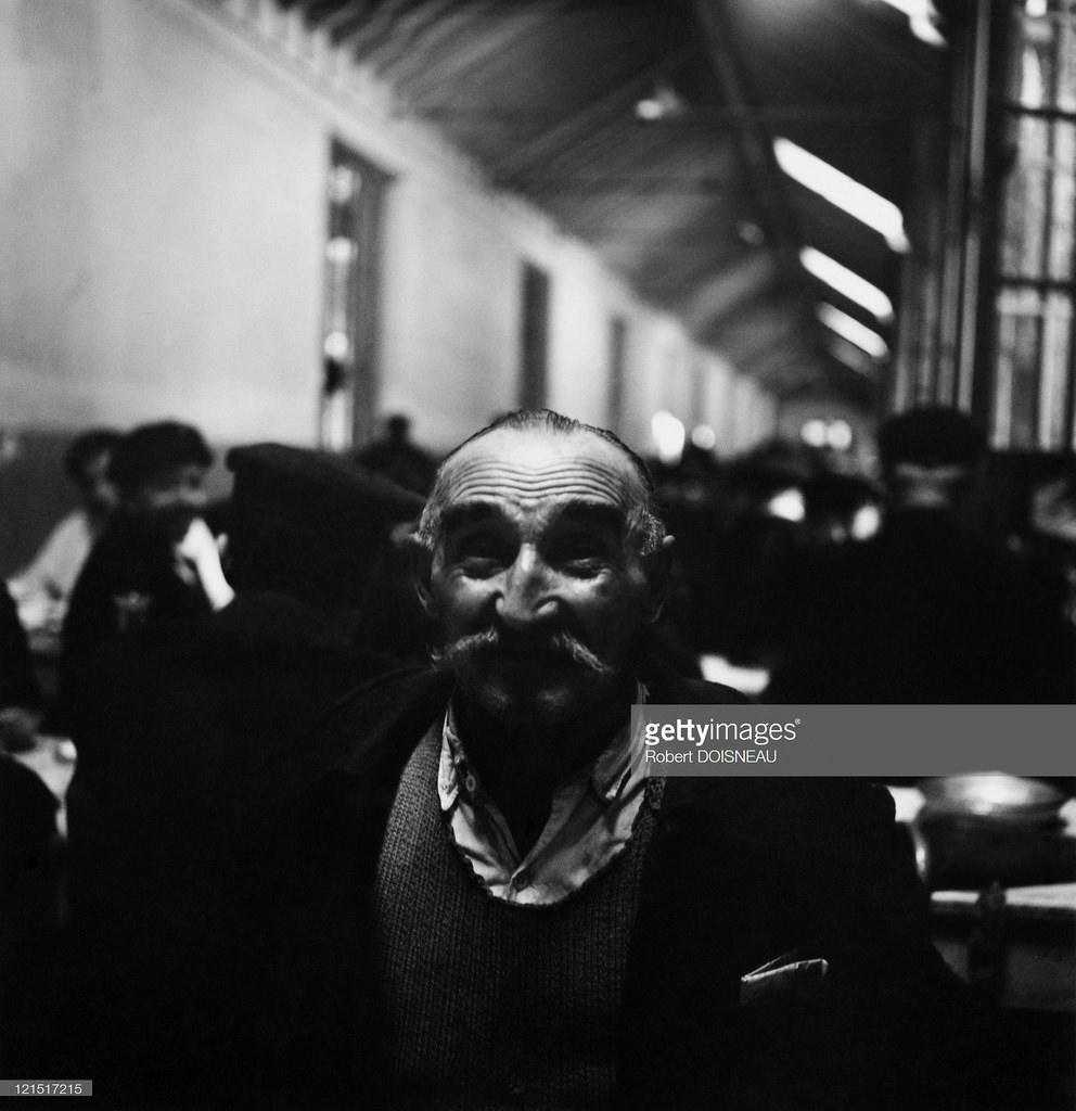 1952. Дом для душевнобольных в Нантере