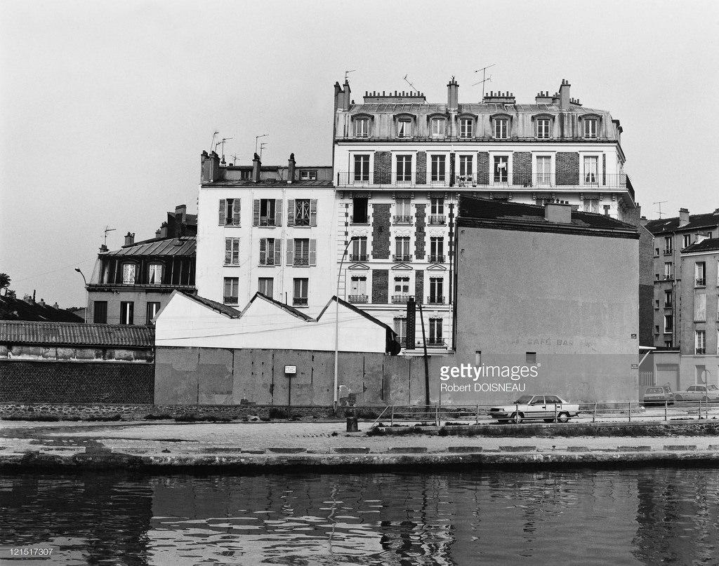 1984. Сен-Дени. Набережная