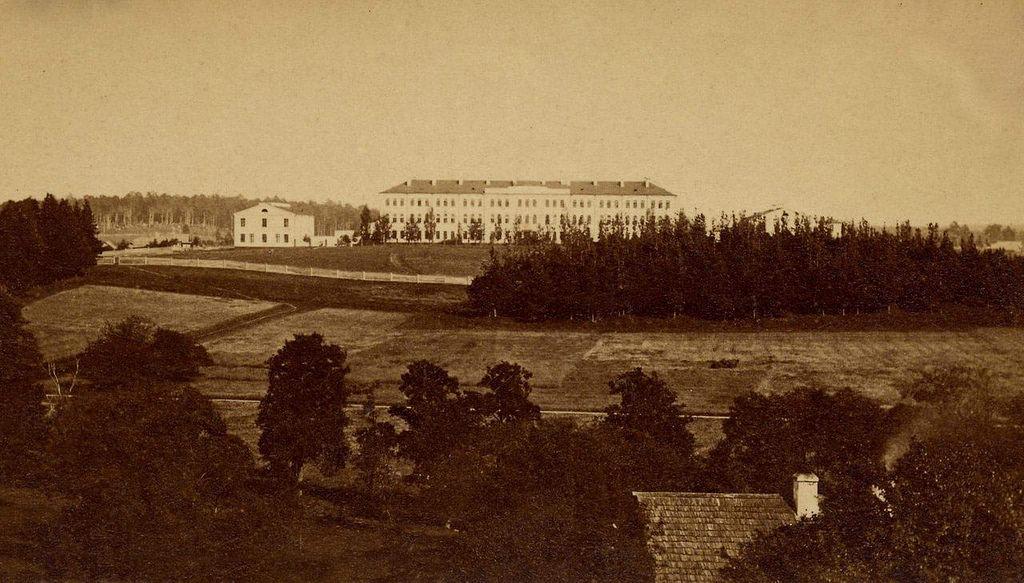 Госпитальная улица. 1860-1870-е