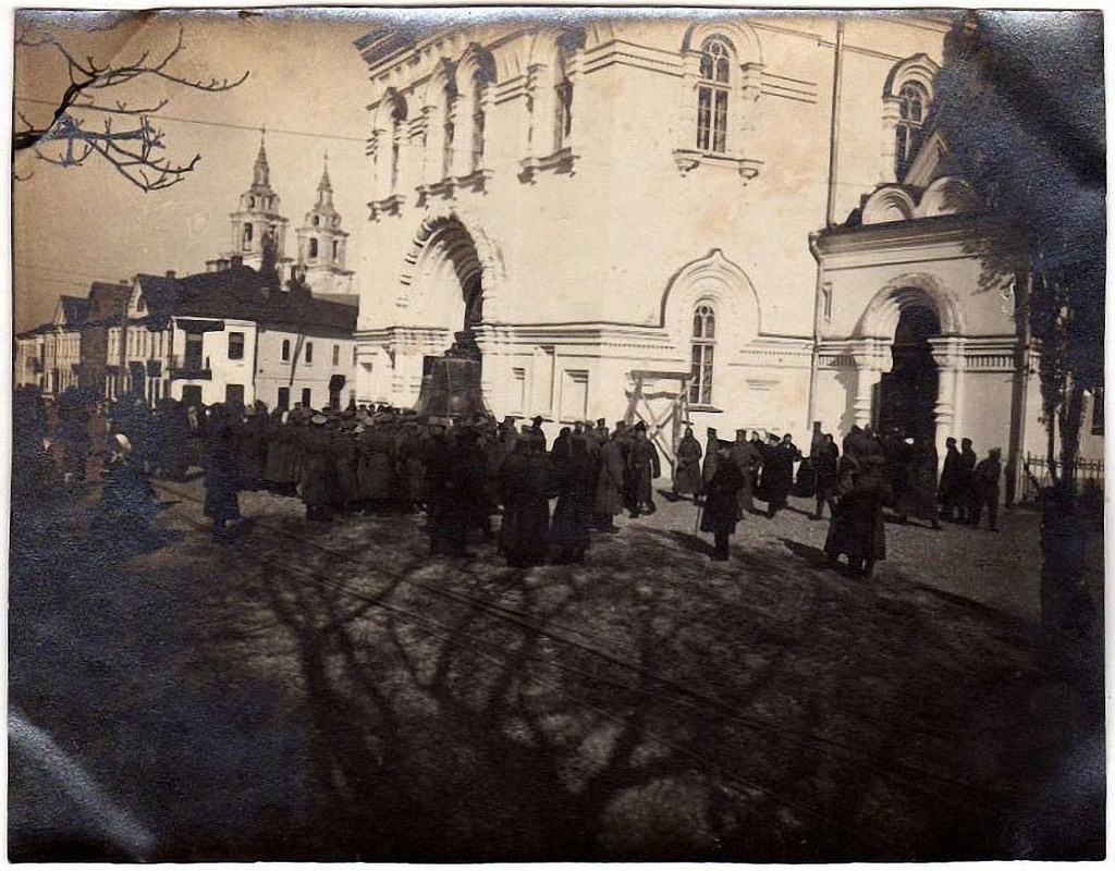 Петропавловский кафедральный собор, 1915