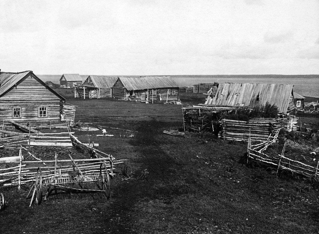 Село Курейка. Здесь с 1914 по 1916 годы отбывал ссылку И.В.Сталин