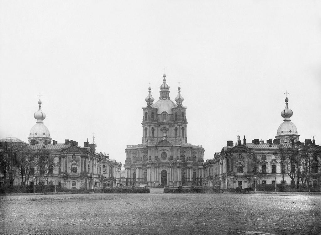 Смольный институт. 1900