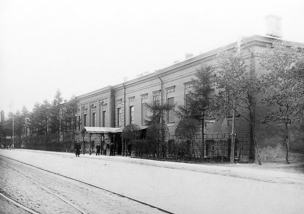 Императорский фарфоровый завод. 1913.