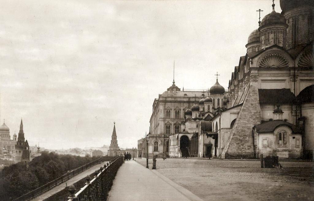 Вид с Кремля. 1900-е
