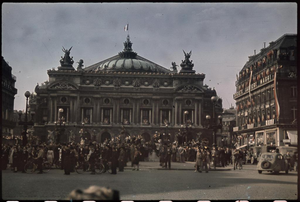 Площадь Оперы