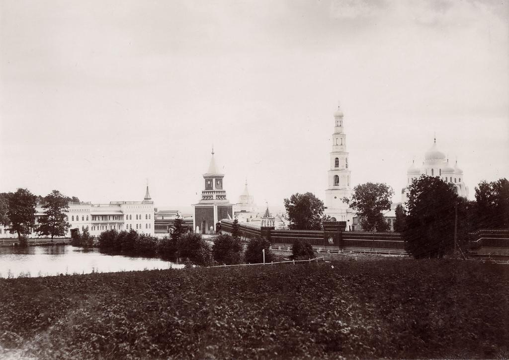 Николо-Угрешский Монастырь. 1900