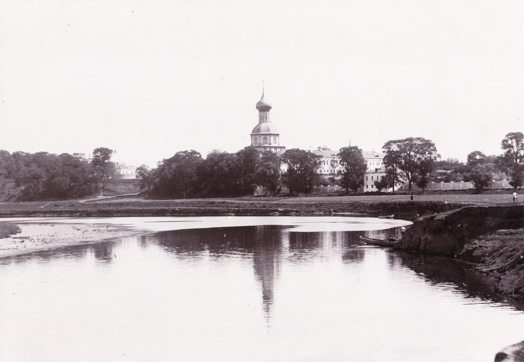 Перервинский монастырь. 1891