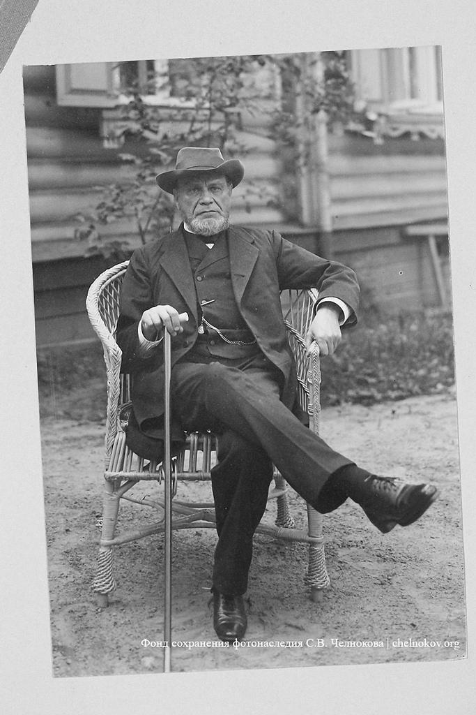 Анатолий Фёдорович Кони. Владыкино. 24 июня 1913.