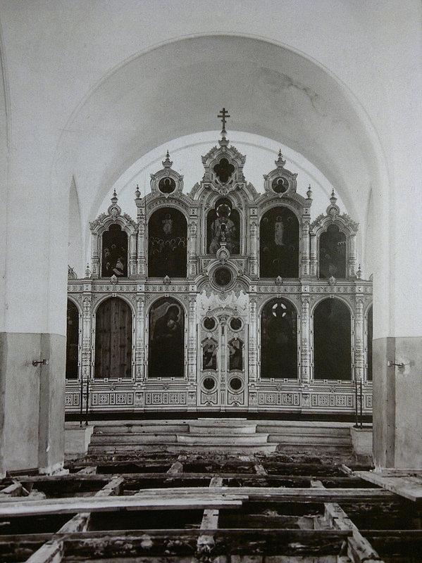 1927. Преобразование церкви на Донском кладбище в крематорий