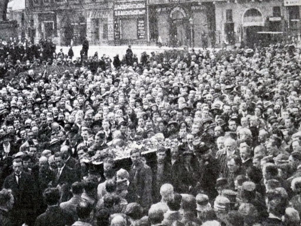 Похороны Георгия Валентиновича Плеханова. 03.06.