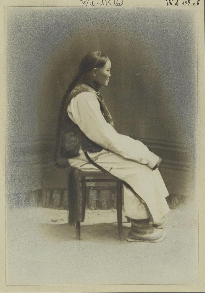 05. Молодая монголка