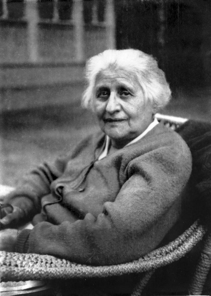 1957. Софья Сигизмундовна Мушкат, жена Феликса Эдмундовича Дзержинского