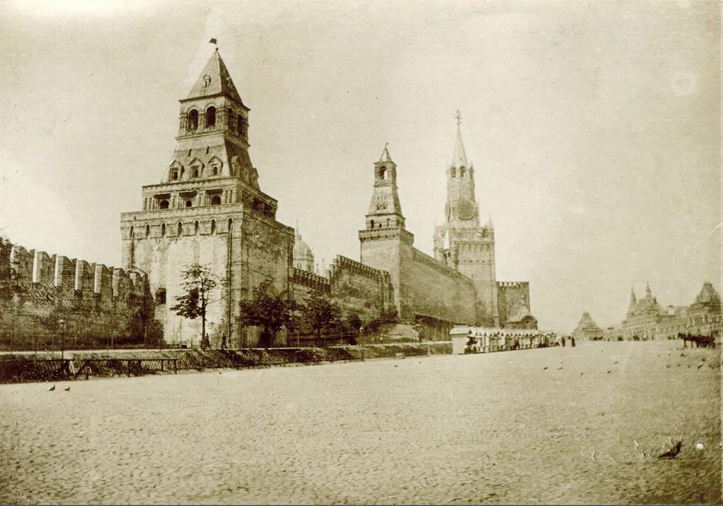 Васильевская площадь. 1895