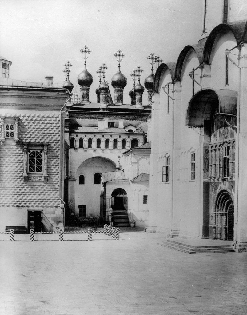 Верхоспасский собор, 1883
