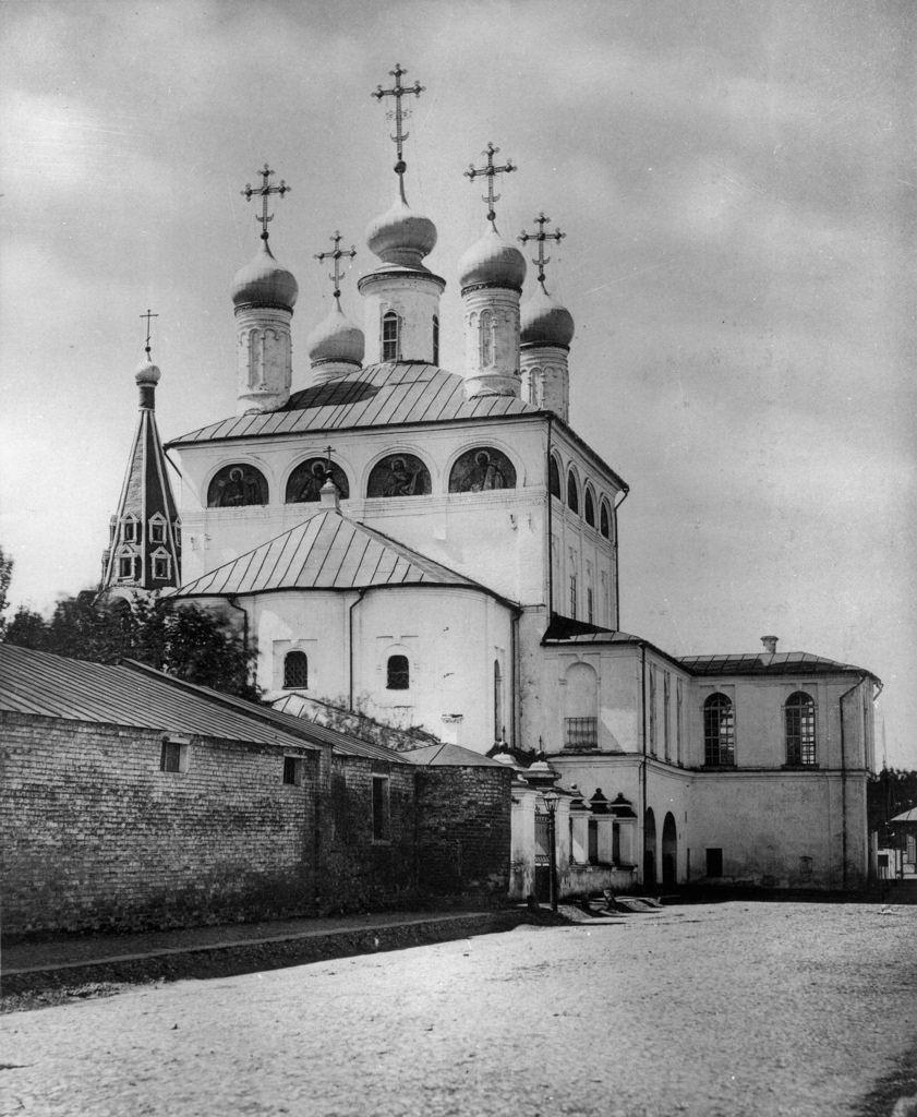 Собор Успения Пресвятой Богородицы на Крутицах, 1882