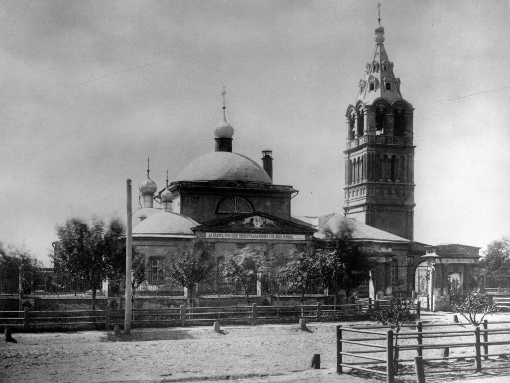 Храм Богоявления Господня в Дорогомилове