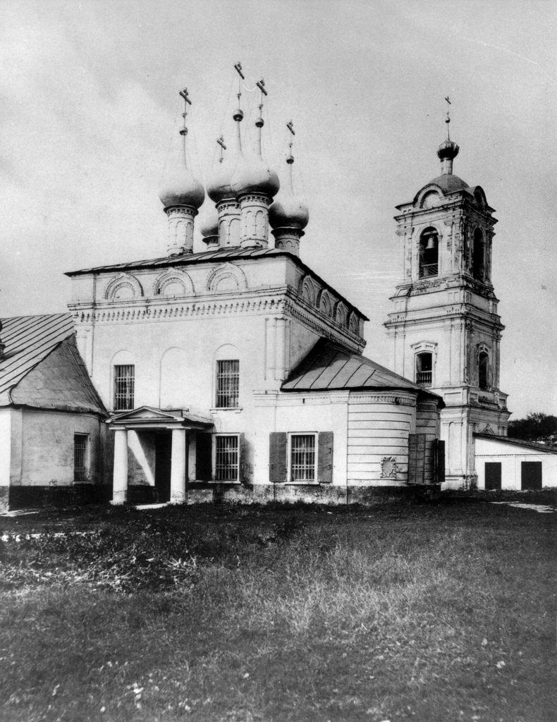 Церковь Николая Чудотворца, что в Драчах