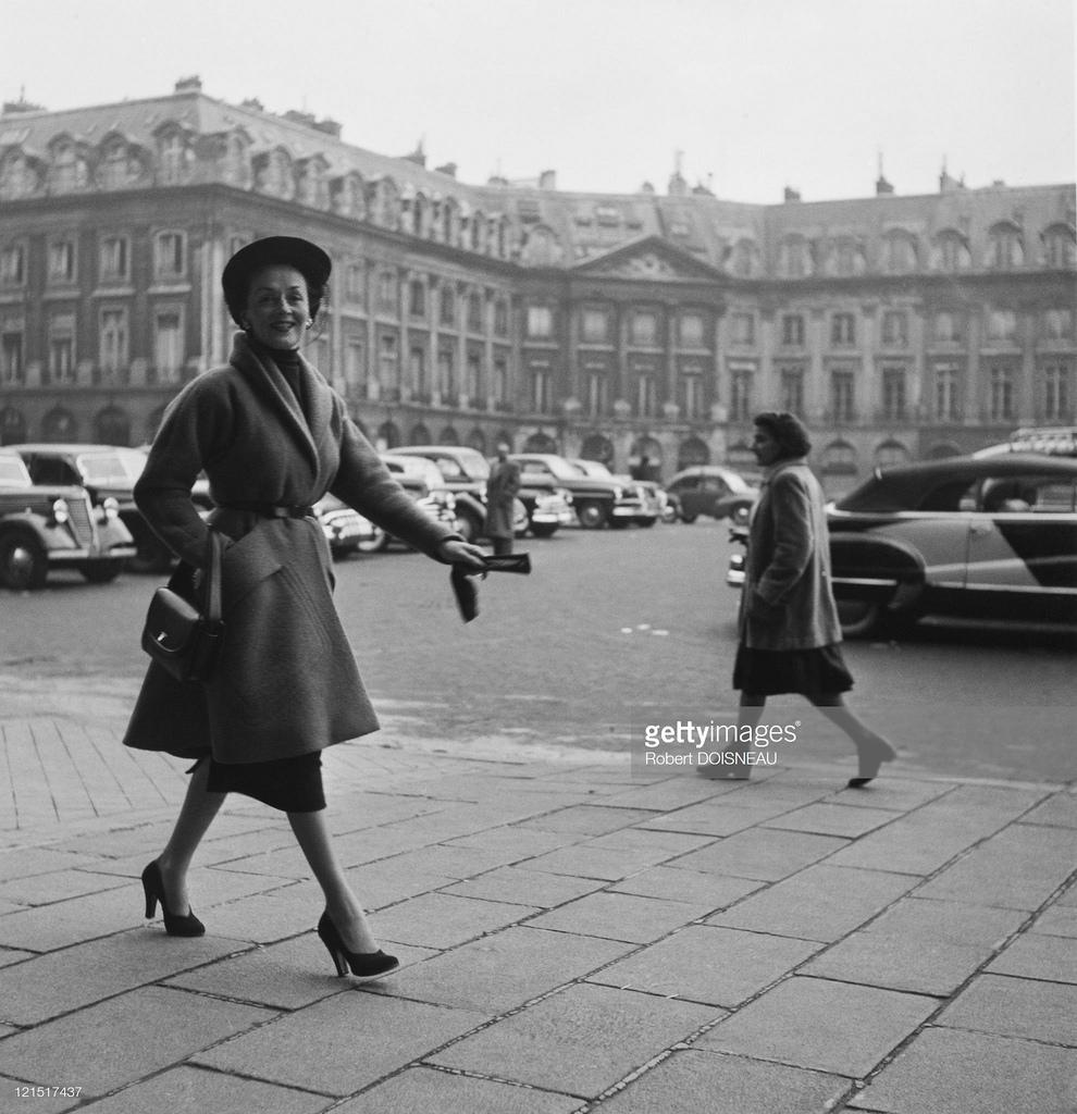 1950. В деловой части города