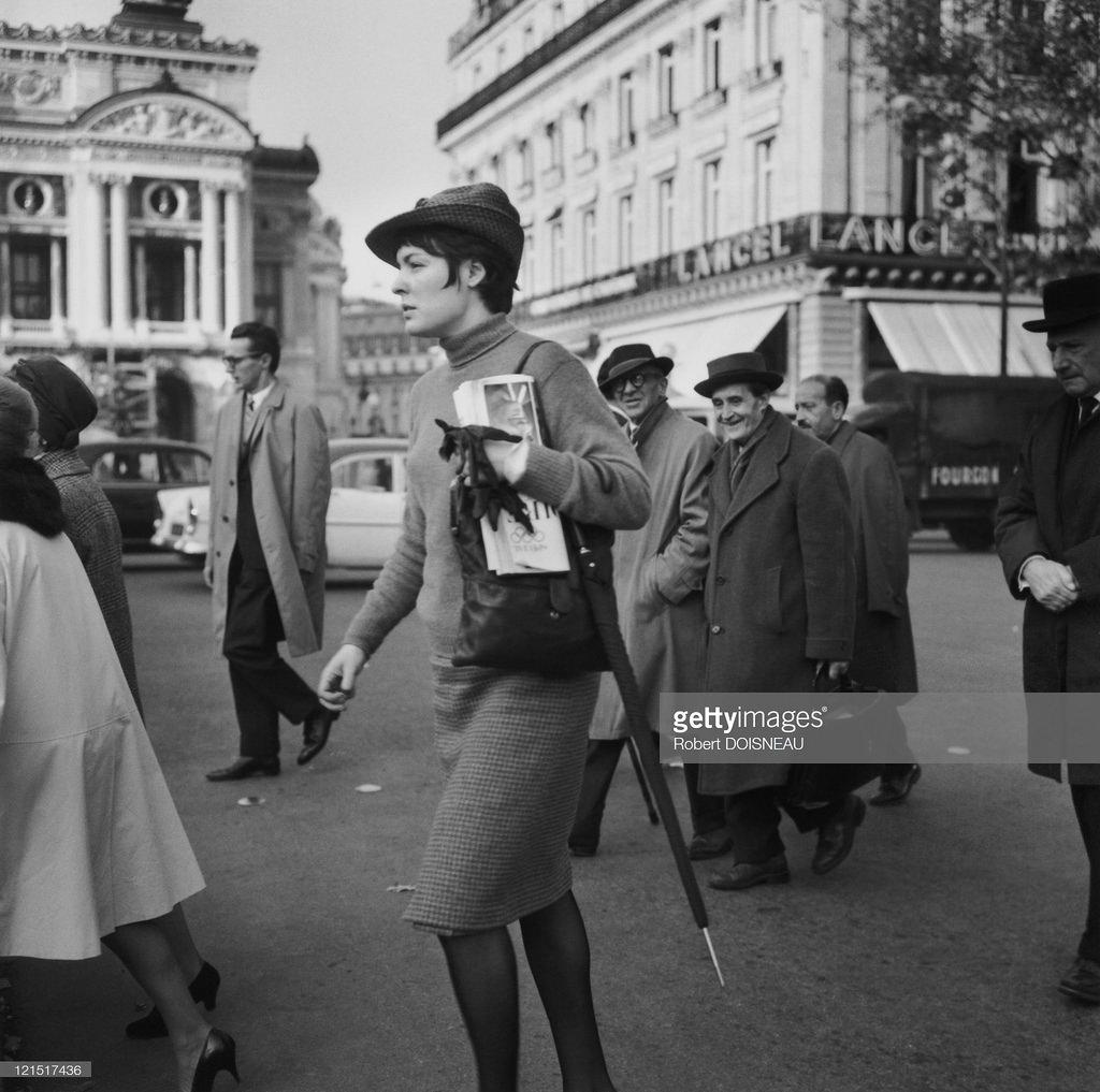 1964. Площадь Оперы