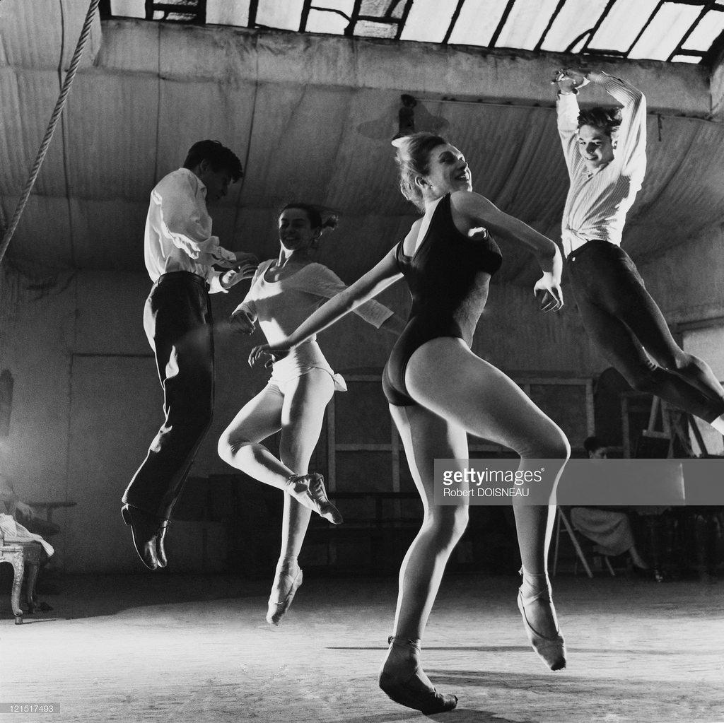 Танцевальная репетиция