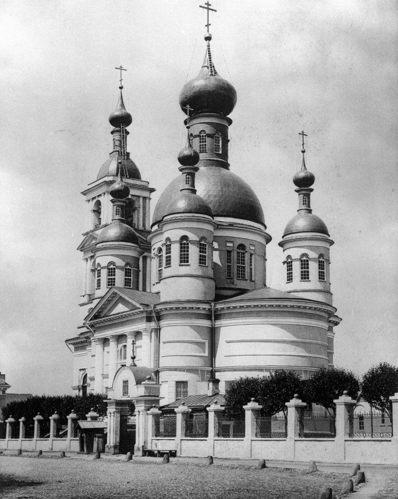 Единоверческая церковь Святой Троицы у Салтыкова моста
