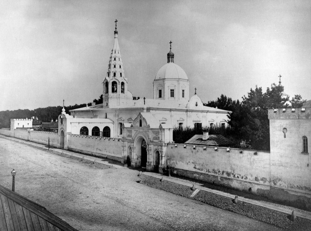 Новоалексеевский монастырь