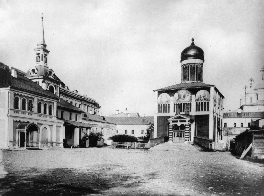 Собор Чуда Архистратига Михаила в Чудовом монастыре Кремля