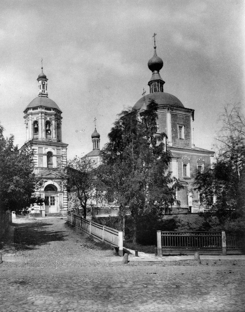 Церковь Святого Иоанна Воина. 1882