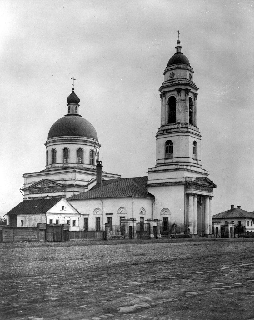 Церковь Флора и Лавра на Зацепе