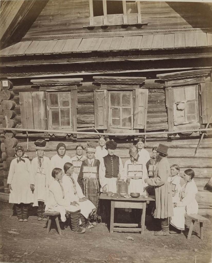 Симбирская губерния. Черемисы