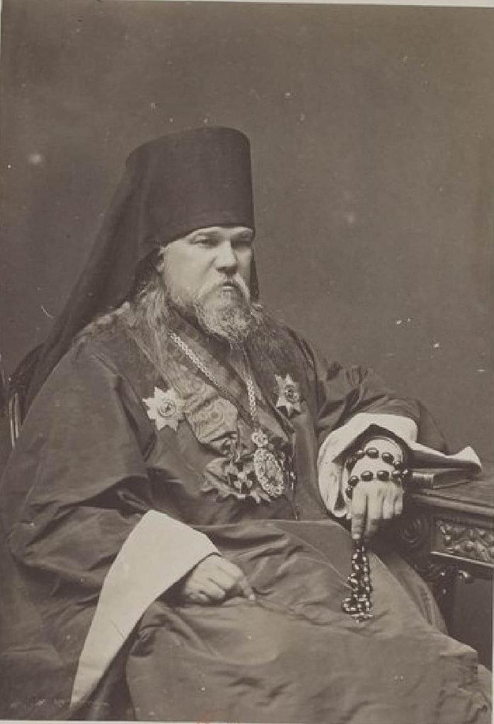Русский архиепископ
