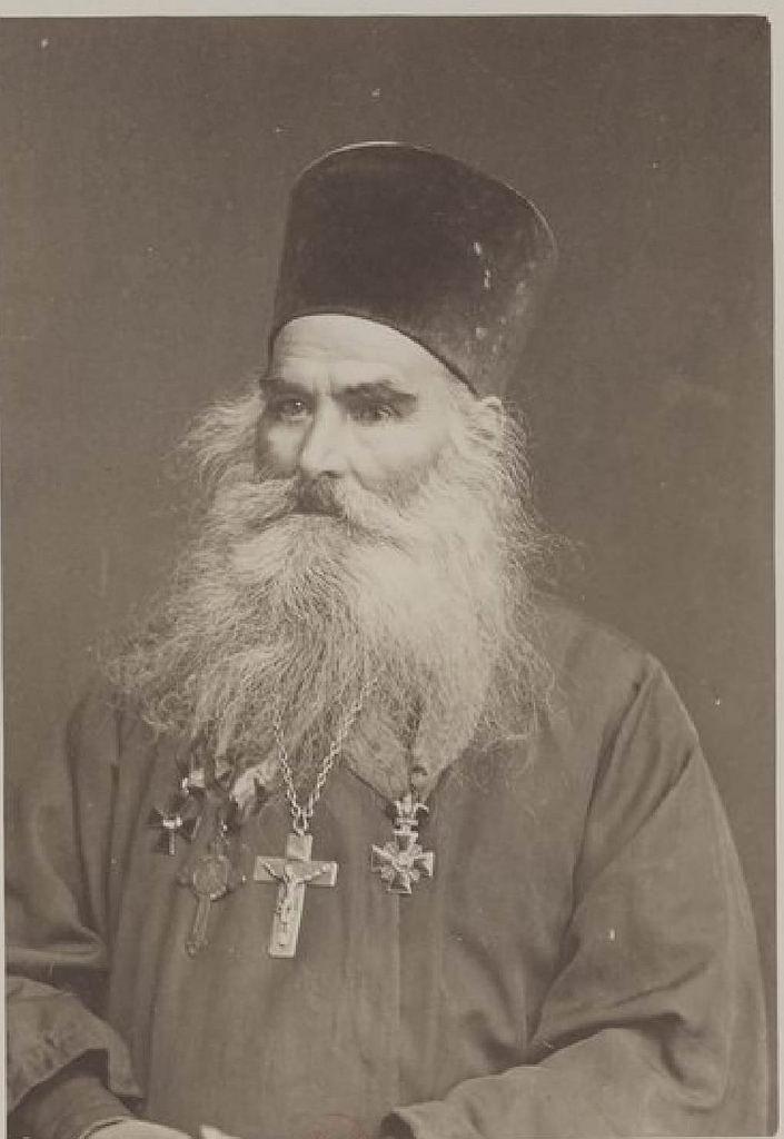 Русский священник