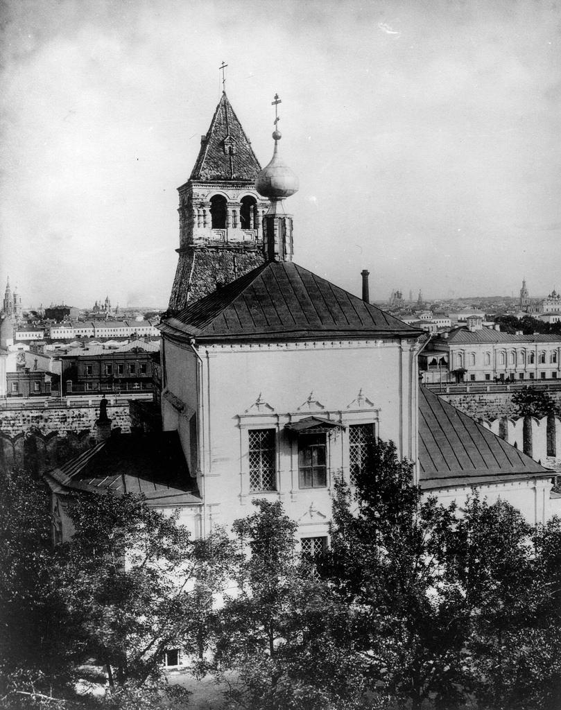 Церковь Благовещения на Житном дворе
