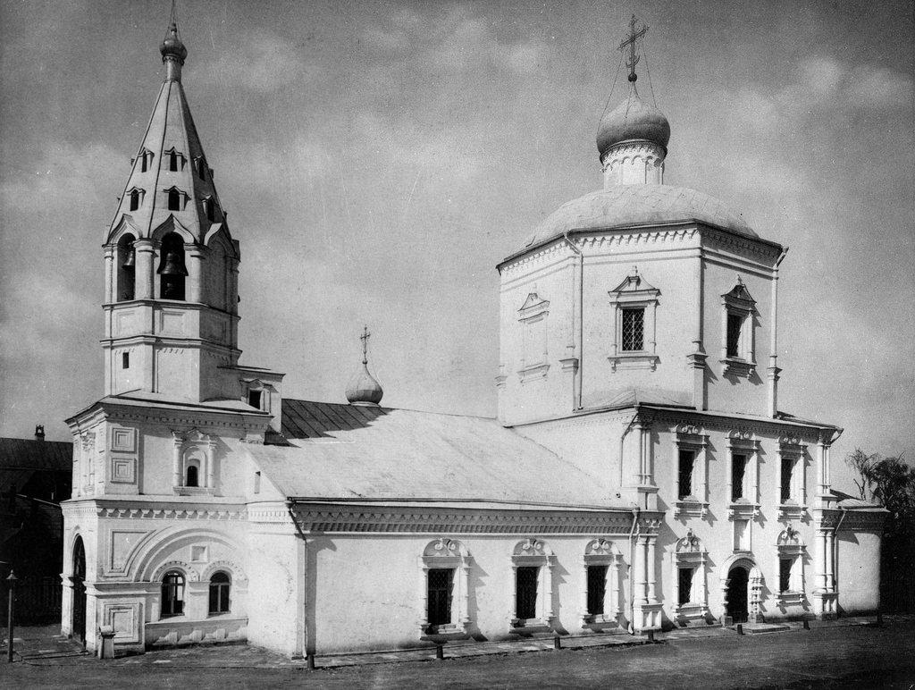 Церковь Божией Матери иконы Неопалимая Купины