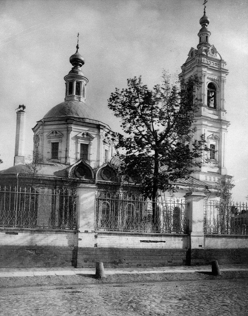 Церковь Пимена Великого, 1882