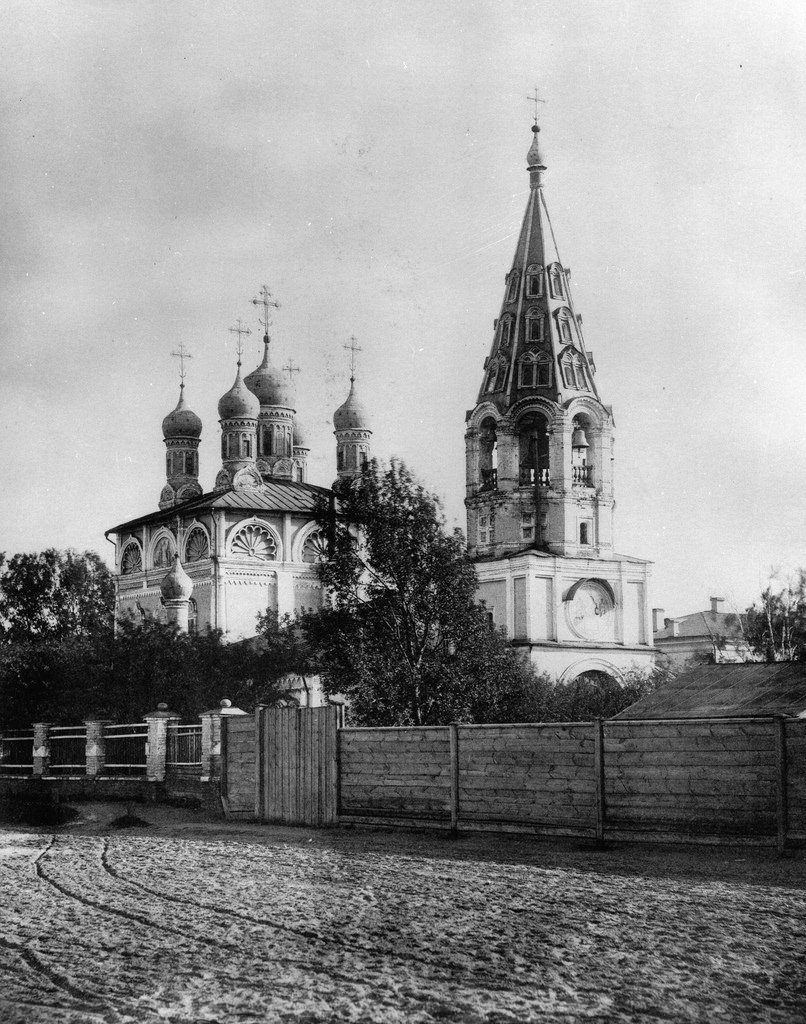 Церковь Петра и Павла в Солдатской слободе