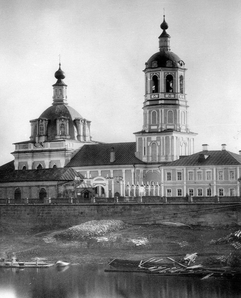 Храм Николая Чудотворца в Заяицком