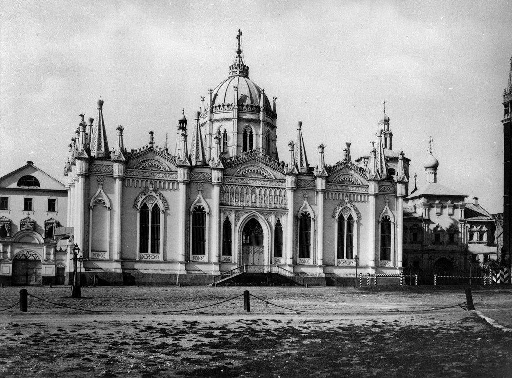 Екатерининская церковь Вознесенского монастыря