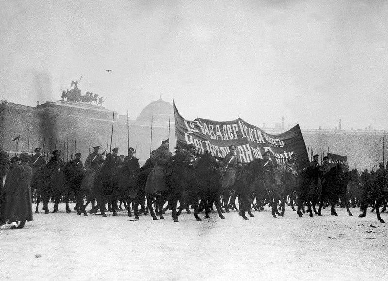 1918. 1-й Кавалерийский полк Красной Армии