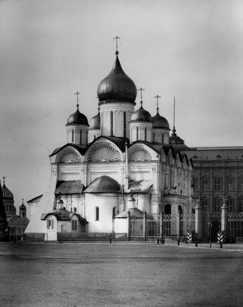 Собор Михаила Архангела (Архангельский) в Кремле