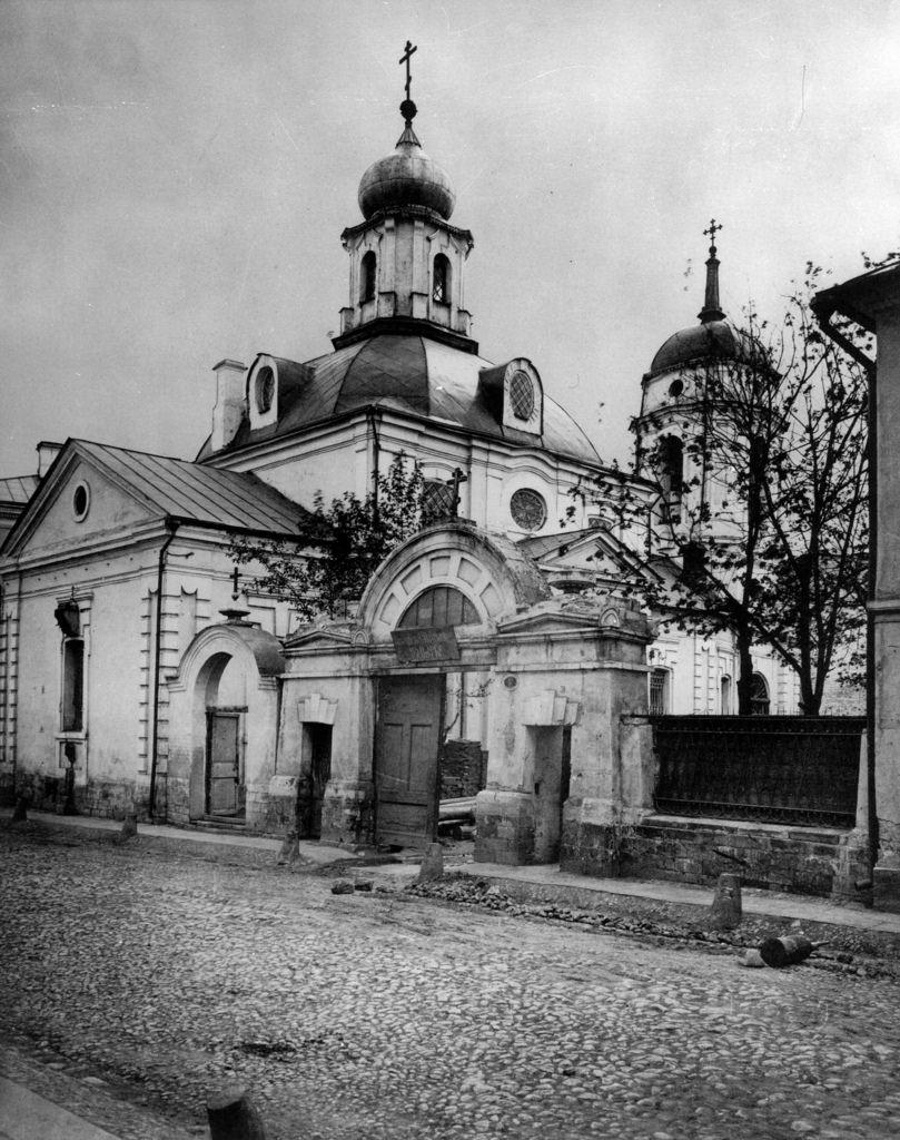 Церковь Святого Мученника Ипатия в Ипатьевском переулке