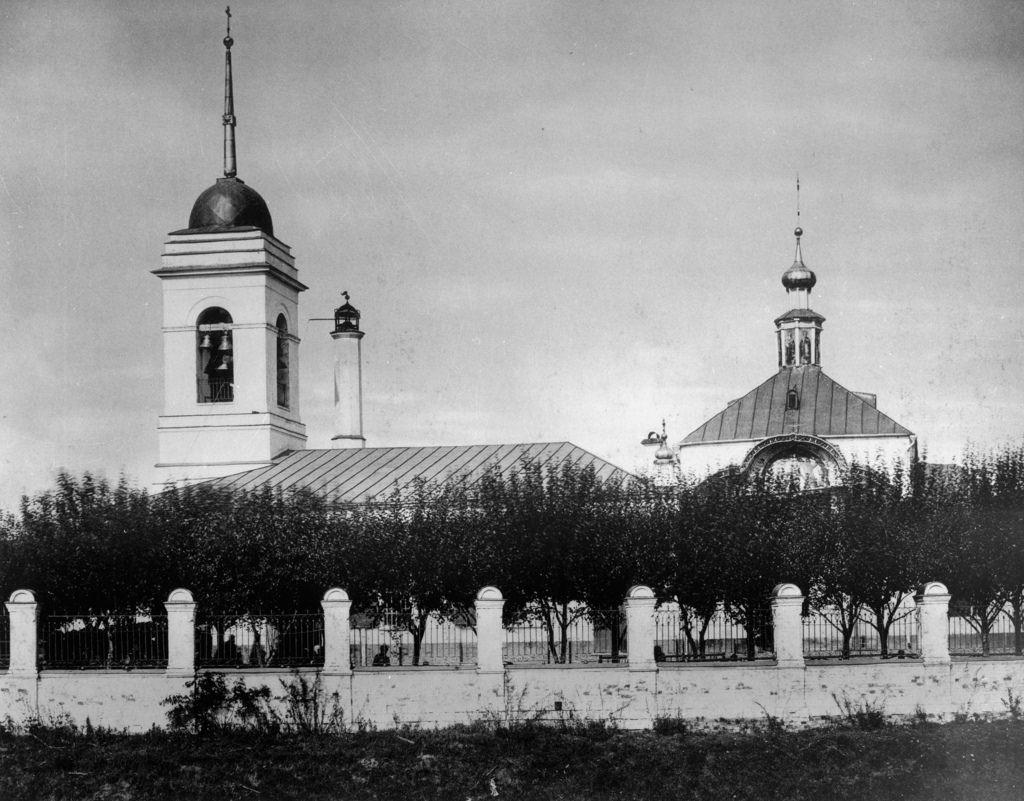 Церковь великомученика Трифона, что в Напрудной