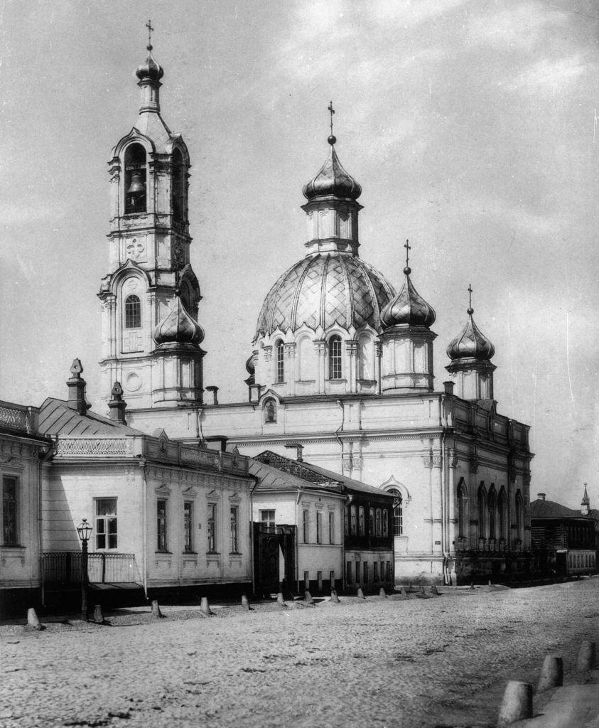 Церковь Никиты Великомученика в Старых Толмачах