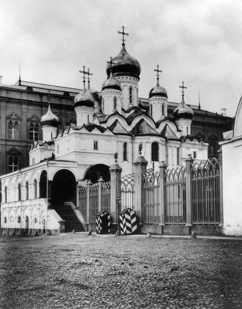 Благовещенский собор. 1882
