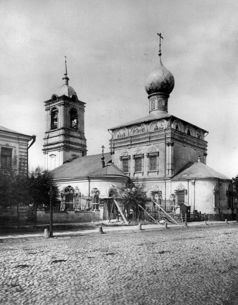 Церковь Николая Чудотворца, 1882