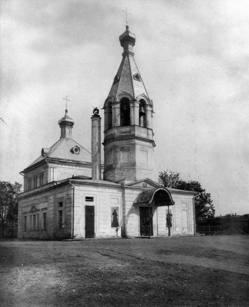 Храм во имя преподобного Марона чудотворца в Старых Панех