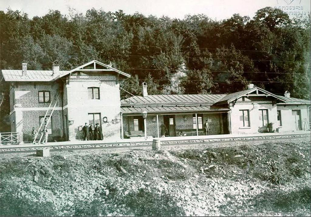 Станция Риони