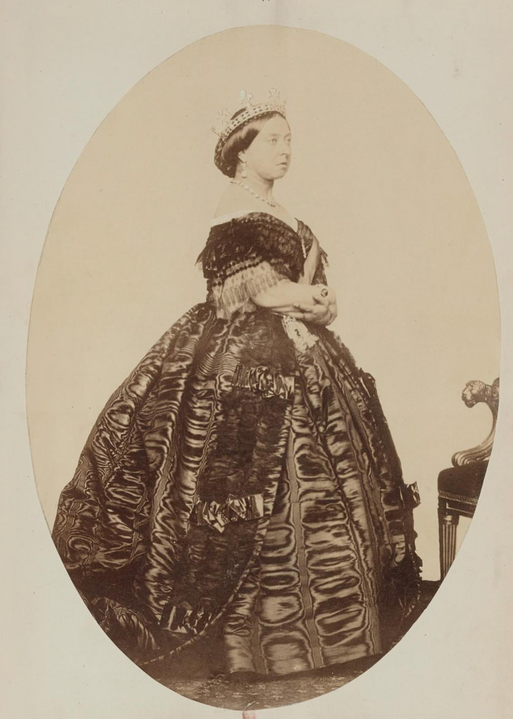01. Королева Виктория