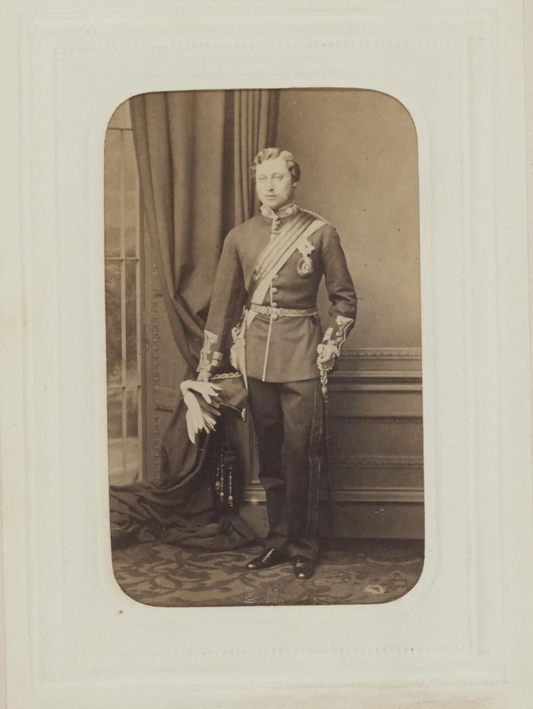 02. Эдуард, принц Уэльский (будущий король Эдуард VII)